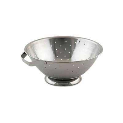 Alegacy R23 - Stainless Steel Footed Colander, 3 Qt. - Pkg Qty 6