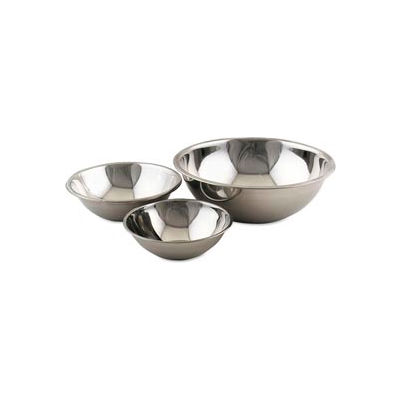 """Alegacy S779 - 13 Qt. Stainless Steel Mixing Bowl 16"""" Dia. - Pkg Qty 12"""