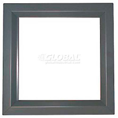 "CECO Door Window Kit, Glass Not Included, 4""W X 34""H"