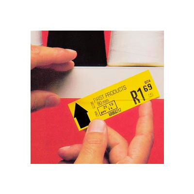 "Label Holder, 3"" x 36"", Clear Strip (6 pcs/pkg)"