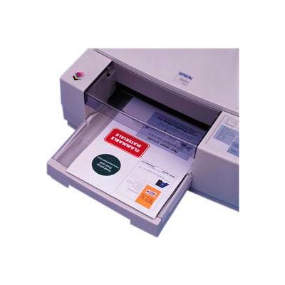 "Printable Magnetic Sheet 8-1/2"" x 11"", Laser, Letter (12 pcs/pkg)"