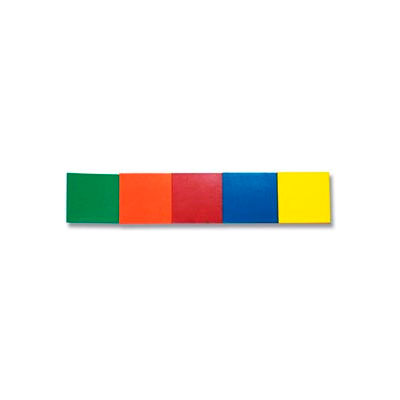 """Colored Write-On Magnetic Roll, 1"""" x 50 ft Roll, Blue"""