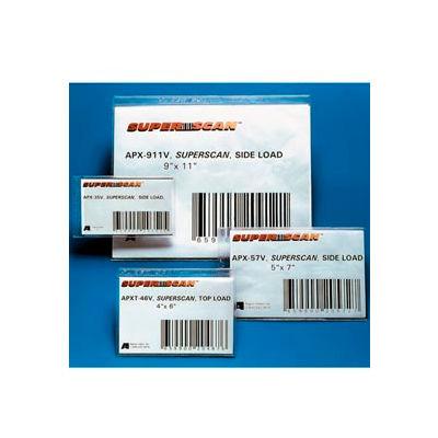 "Label Holders, 3"" x 5"", Clear, Full Self Adhering (50 pcs/pkg)"