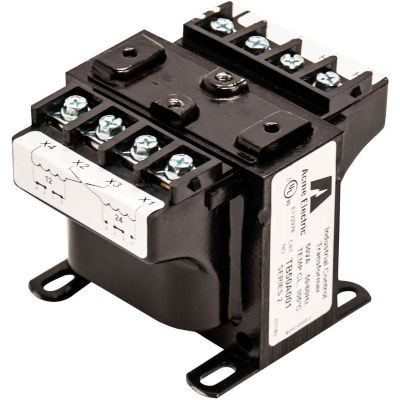 Acme TB350B008 TB Series, 350 VA, 240 X 480 Primary Volts, 120 Secondary Volts