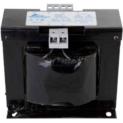 Acme CE500N007 Finger/Guard Series Transformer, 500VA, 208-600 Primary Volts, 85-130 Sec Volts