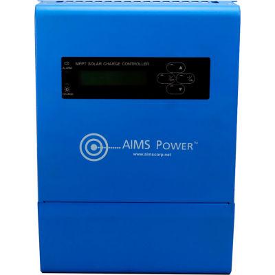 AIMS Power 40 AMP Solar Charge Controller 12/24/36/48 VDC MPPT, SCC40AMPPT