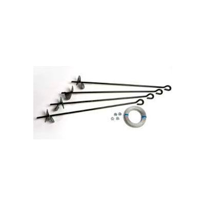 Arrow Shed Auger Anchor Kit