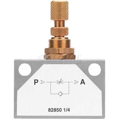 "AIGNEP Inline Flow Control 82850-08, 1/2"" Female Nptf - Min Qty 2"