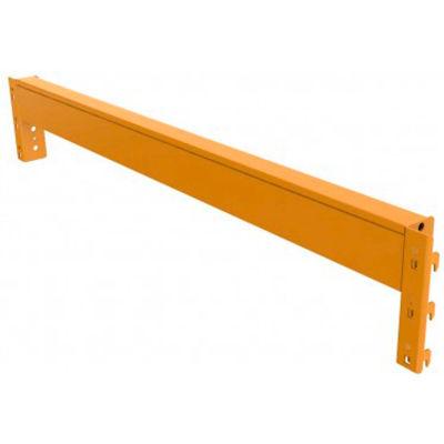 "Cresswell Box-Style Beam for Pallet Racks - 96x4"" - 1.5"" Beam Depth"