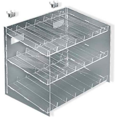 Azar 222988 3-Tiered, 21-Compartment Cosmetic Tray