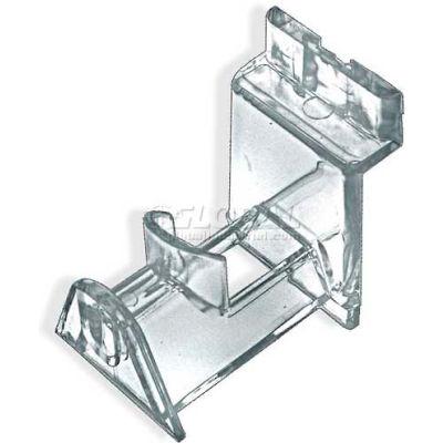 "Azar Displays 550010 Slatwall Interlocking Eyeglass Holder, 2"" x 2"""
