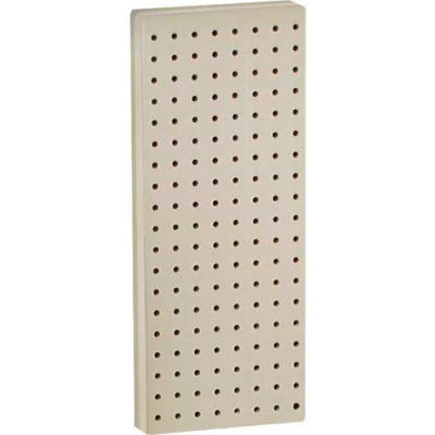 "Azar Displays 770820-ALM Pegboard Wall Panel, 8"" x 20"""