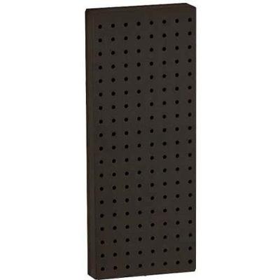 "Azar Displays 770820-BLK Pegboard Wall Panel, 8"" x 20"""