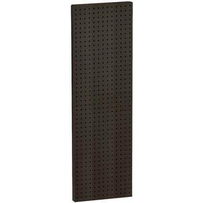 "Azar Displays 771344-BLK Pegboard Wall Panel, 13.5"" x 44"""
