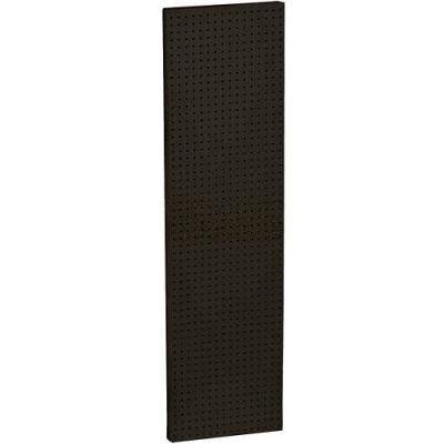 """Azar Displays 771660-BLK Black Pegboard Wall Panel, 16"""" x 60"""""""