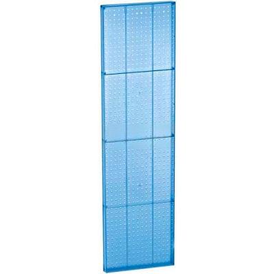 """Azar Displays 771660-BLU Blue Pegboard Wall Panel, 16"""" x 60"""""""