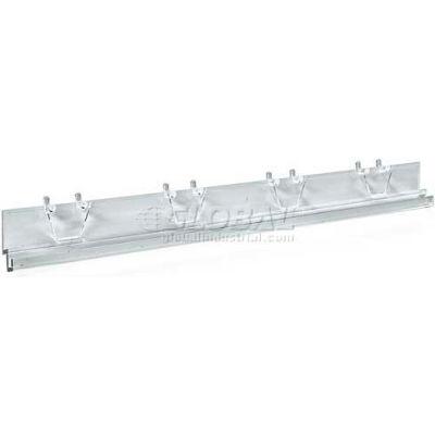 """Azar Displays 900050 Acrylic J-Bar System, 16"""" Wide, Clear"""