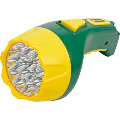 Puissance par GoGreen GG-113-15RC 15-LED lampe de poche Rechargeable