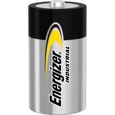 Batteries alcalines industrielles Energizer industriel EN93 C, qté par paquet : 12