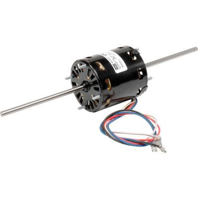 "Fasco D367, 3.3"" Double Shaft Motor - 115 Volts 1550 RPM"