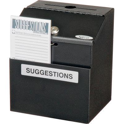 Steel Suggestion Box