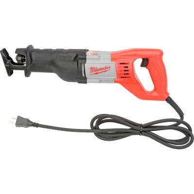 Milwaukee® 6509-31 12 Amp Sawzall® Recip Saw W/ Case