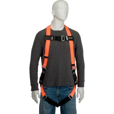 Miller® Titan™ II Non-Stretch Full Body Harnesses, T4000/UAK