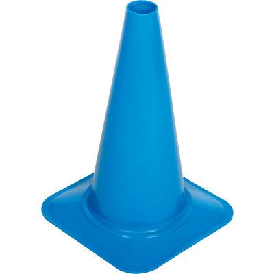 """18"""" Sport Cone - Blue"""
