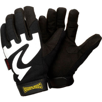 OccuNomix Gulfport Mechanic's Gloves 1-Pair, Large, G470-064