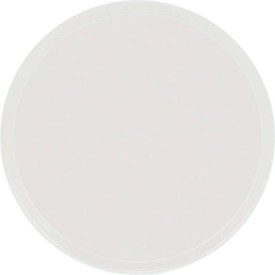"""Cambro 1950148 - Camtray 19.5"""" Round Low,  White - Pkg Qty 12"""