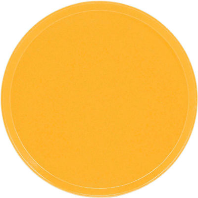 """Cambro 1600171 - Camtray 16"""" Round,  Tuscan Gold - Pkg Qty 12"""