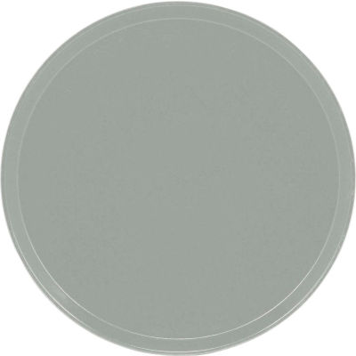 """Cambro 1550199 - Camtray 15.5"""" Round Low,  Taupe - Pkg Qty 12"""