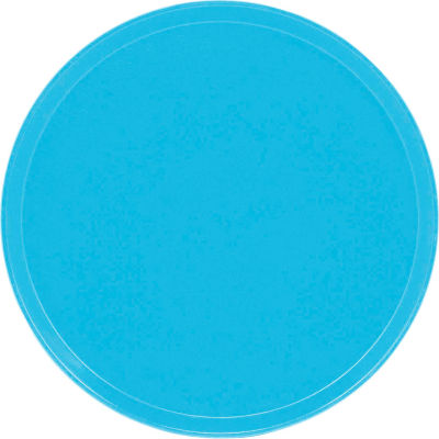 """Cambro 1600518 - Camtray 16"""" Round,  Robin Egg Blue - Pkg Qty 12"""
