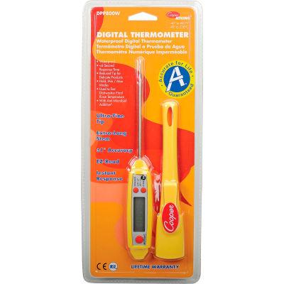 Cooper-Atkins® DPP800W - thermomètre numérique de poche, imperméable à l'eau