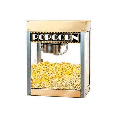Comparer les USA 11048 Premier Machine à pop corn 4 oz Gold/Silver 120V 930W