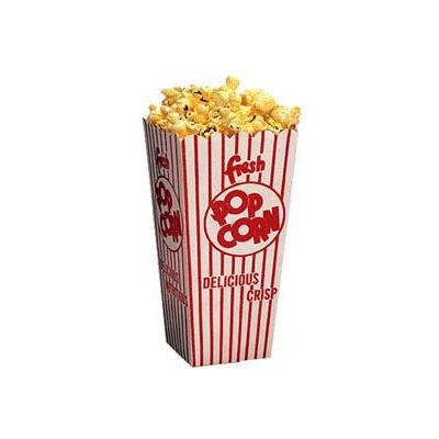 BenchMark USA 41044 Popcorn Scoop Boxes .75 oz 100/Boxes