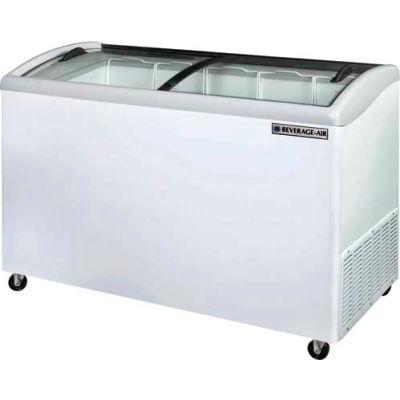 Bunkers congelés nouveauté congélateur Slant Top série, NC51HC-1-W, 10,9 pi³.