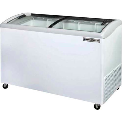 Bunkers Frozen Novelty Freezer Slant Top Series, NC51HC-1-W, 10.9 Cu. Ft.