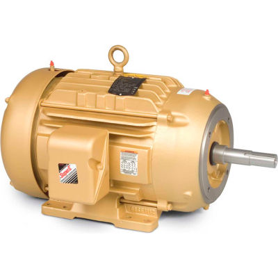 Baldor-Reliance Motor EJPM4107T, 25HP, 3520RPM, 3PH, 60HZ, 284JP, 0938M, TEFC, F