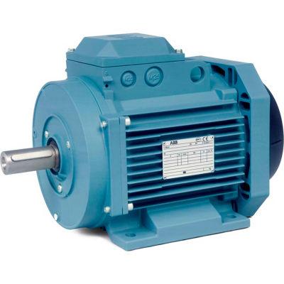 Baldor-Reliance Metric IEC Motor, MM07552-AP,3PH,230/400/460V,3000/3600RPM,.55/.75 KW/HP,50/60HZ,D71