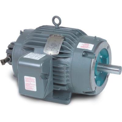 Baldor-Reliance Motor ZDM3768T, 5HP, 1160RPM, 3PH, 60HZ, 215TC, 0740M, TEBC, F1