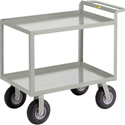 """Little Giant® Instrument Cart with Hand Guard 24"""" x 48"""""""