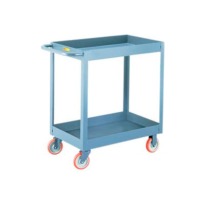 "Little Giant® Shelf Truck, 2 Tray Shelves, 24""Wx36""L"