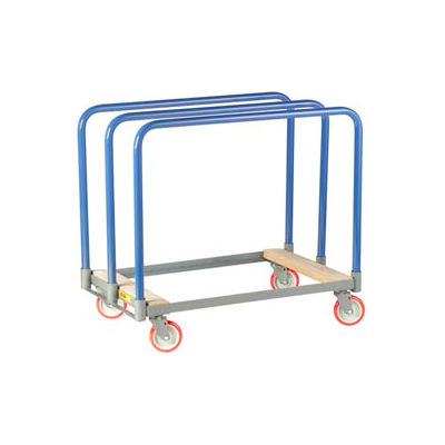 Little Giant® Panel Truck PT-2436-5PY, Wood Ends
