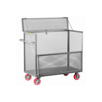 Little Giant® Security Box Truck SB-3060-6PY, 30 x 60