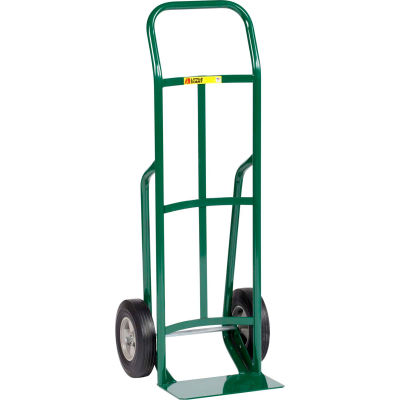 Little Giant® Hand Truck T-132-10 - Continuous Handle - 10 x 2.75 Solid Rubber Tires