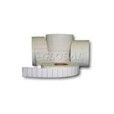 """Étiquettes en papier Zebra 72289 Z-Select 4000 t W 4"""" x 2 «3 L» Core, affaire 4"""