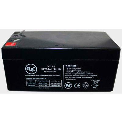 AJC® APC Back-UPS ES350T 12V 3.2Ah UPS Battery
