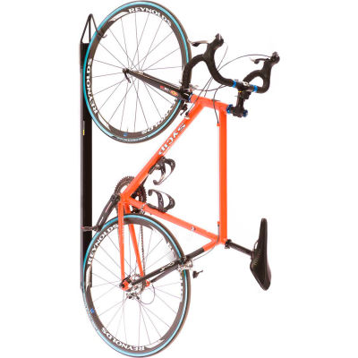 Bike Fixation Indoor Vertical Single Non-Lockable Bike Mount