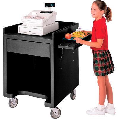 Cambro ES28110 - Equipment Stand, Black